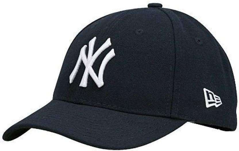 f1336b11a049f New Era Solid Baseball Cap Cap - Buy Blue New Era Solid Baseball Cap Cap  Online at Best Prices in India