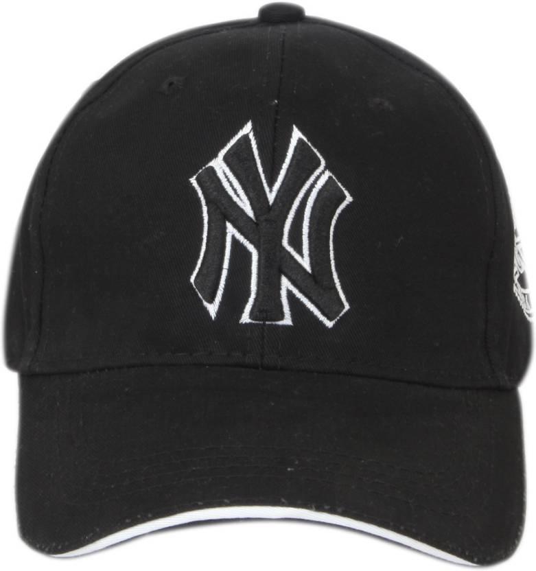ILU NY caps Black cotton 9d101fe925