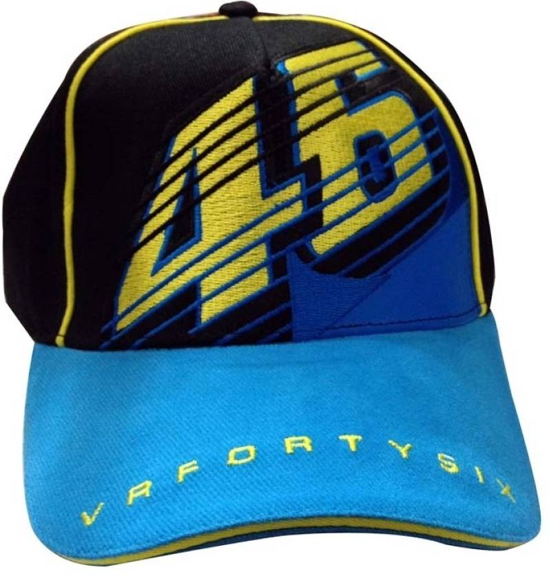 VR46 Printed Baseball Cap - Buy Black VR46 Printed Baseball Cap Online at  Best Prices in India  a413719053c8