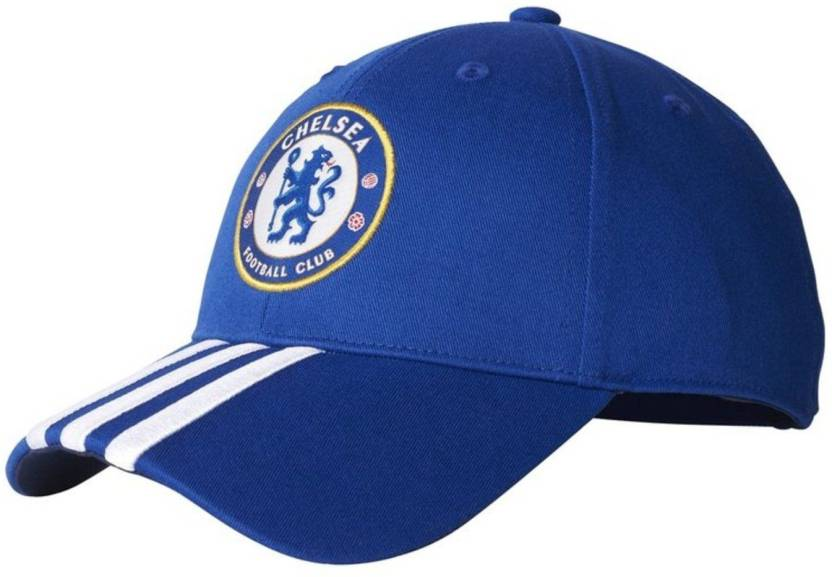 ADIDAS CFC 3S Cap - Buy chelsea blue dark blue ADIDAS CFC 3S Cap Online at  Best Prices in India  6b78ee9ec2a
