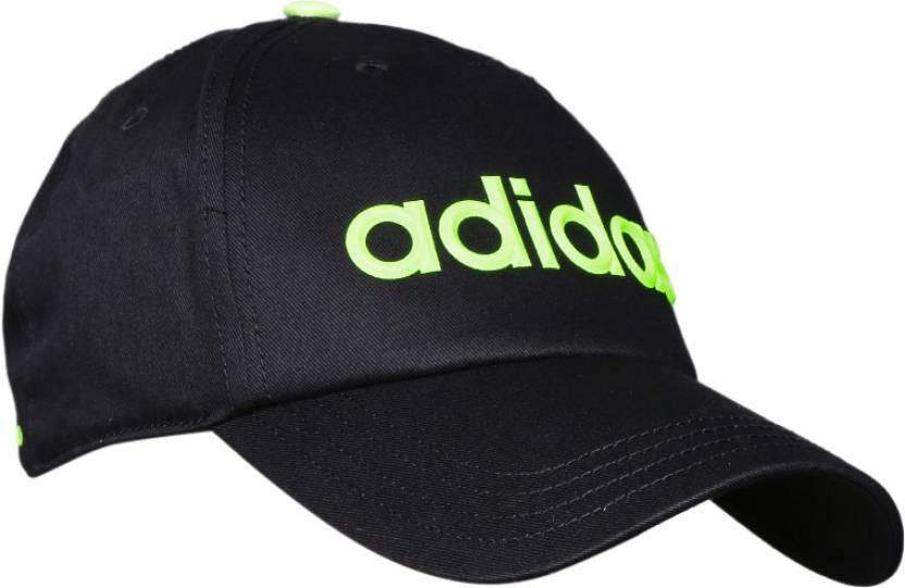 d8647d23096 ADIDAS Cap Cap - Buy Black ADIDAS Cap Cap Online at Best Prices in India