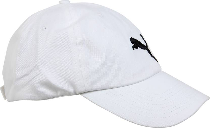 1a07156df7d Puma Solid Running Cap Cap - Buy white-black Puma Solid Running Cap Cap  Online at Best Prices in India