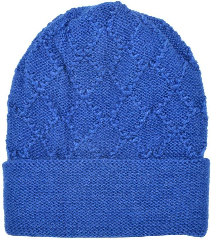 Gajraj Solid Skull Cap - Buy Blue Gajraj Solid Skull Cap Online at ... ae690259992e