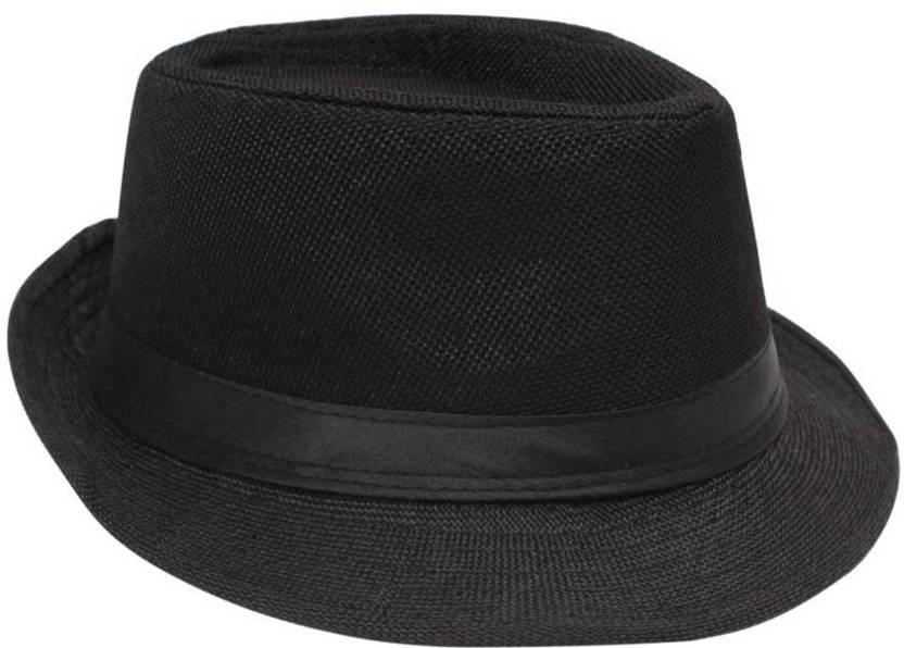 c443bc1660d Urban Style Emporium Woven Hat Cap - Buy Black Urban Style Emporium Woven  Hat Cap Online at Best Prices in India
