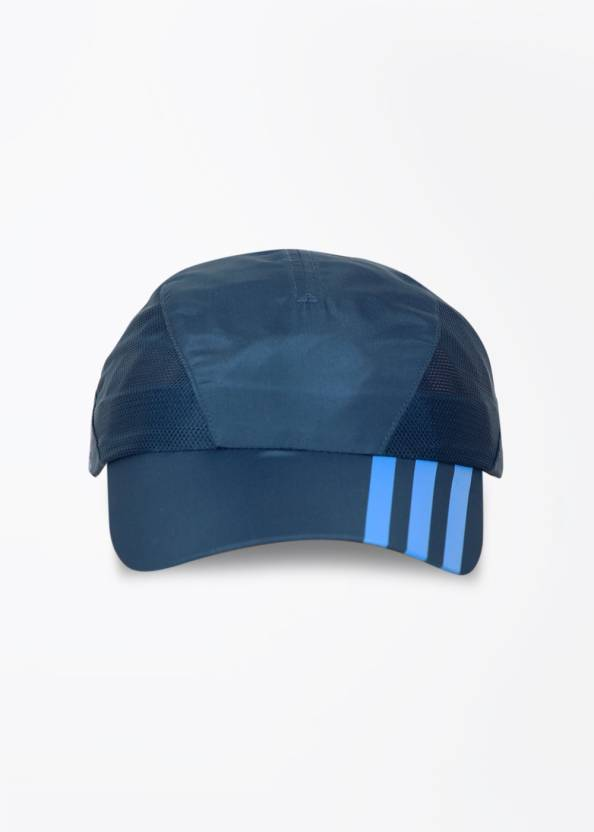 ADIDAS Running Climalite Solid Baseball Cap - Buy Visblu 6f99332433f2