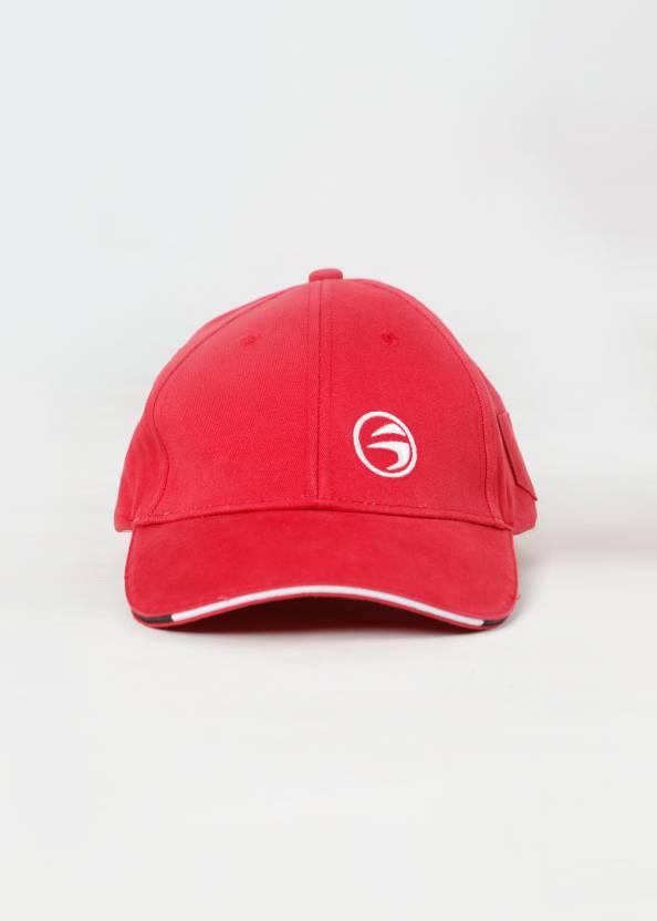 Inesis by Decathlon Solid Cap - Buy RED Inesis by Decathlon Solid Cap  Online at Best Prices in India  c00ce47a30b