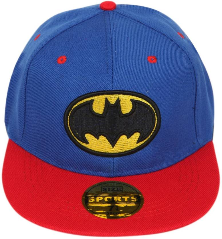 451c84ba3b9 ILU Solid Batman Caps for men and womens