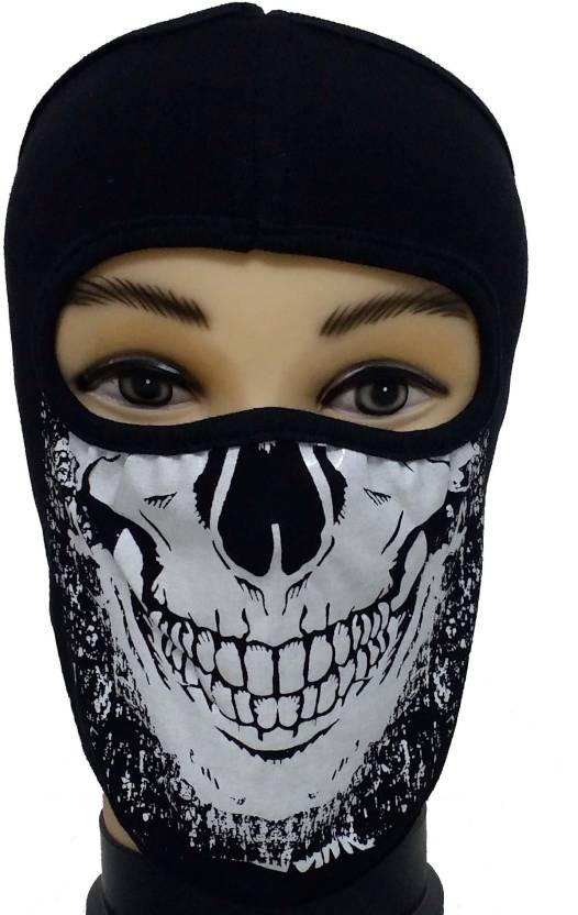 Babji MASTI FUN ANTI-POLLUTION FACE SKULL DESIGN MASK Cap - Buy Black Babji  MASTI FUN ANTI-POLLUTION FACE SKULL DESIGN MASK Cap Online at Best Prices  in ... c41842f31c5