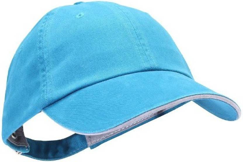 a1bc0ad7b Quechua by Decathlon Arpenaz 100 Solid Cap Cap - Buy Blue Quechua by  Decathlon Arpenaz 100 Solid Cap Cap Online at Best Prices in India