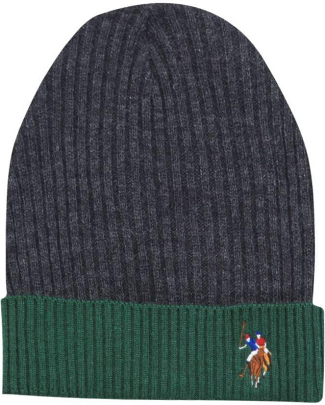U.S. Polo Assn Solid Cap - Buy TREKKING GREEN U.S. Polo Assn Solid Cap  Online at Best Prices in India  0f0cd19b535
