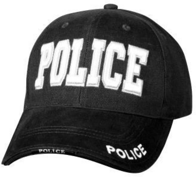 e59bad30 Olive Planet POLICE Cap - Buy Olive Planet POLICE Cap Online at Best ...