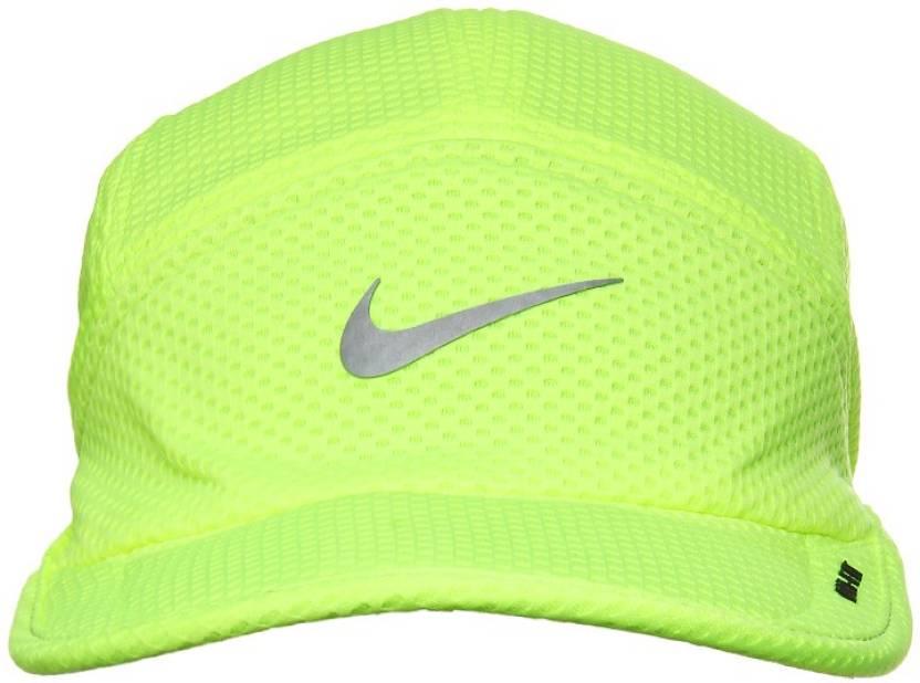 Nike Mesh Daybreak Adj Self Design Dri-Fit Cap - Buy VOLT REFLECTIVE SILV  Nike Mesh Daybreak Adj Self Design Dri-Fit Cap Online at Best Prices in  India ... 7576cee127b