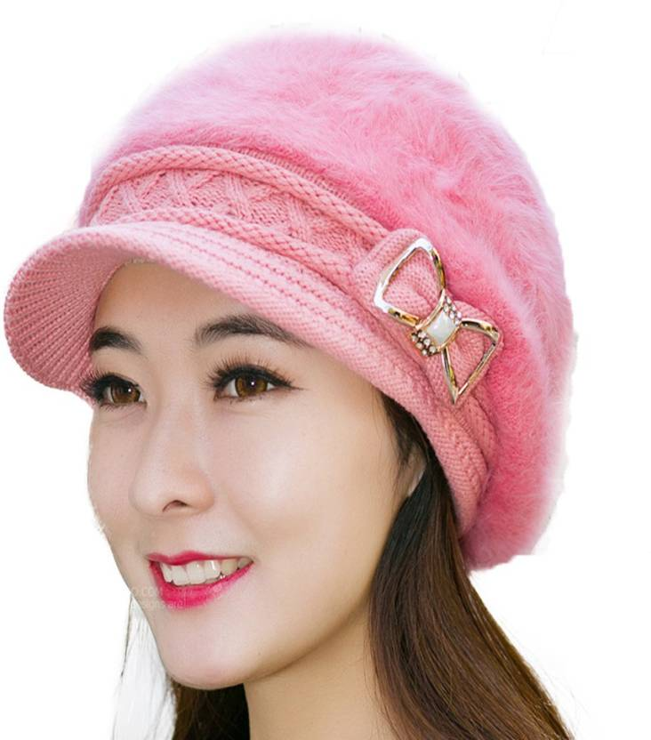 11a2a783279 iSweven Solid Beanie