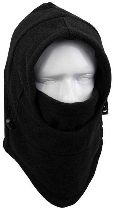 27e1acf8f Mopixie Winter Warm Thermal Fleece Balaclava Hood Mask Balaclava Cap