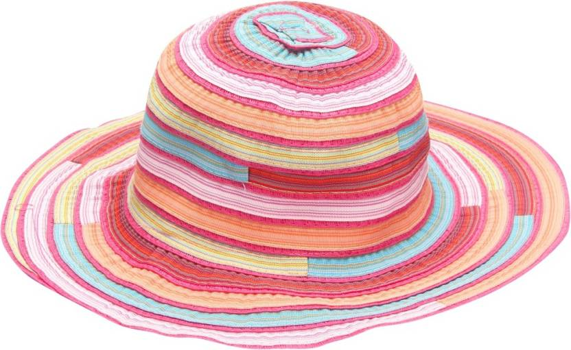 FabSeasons Beach Hat Cap - Buy Pink FabSeasons Beach Hat Cap Online at Best  Prices in India  4ff2d4cbb0e