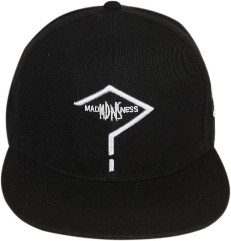 47112330cc8 ILU Solid Madness caps black cotton