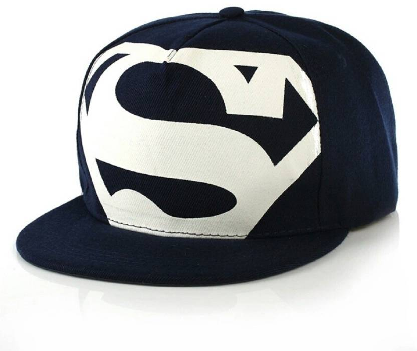 FAS Printed Superman Snapback and Hiphop Cap - Buy black FAS Printed  Superman Snapback and Hiphop Cap Online at Best Prices in India  48c75c1b0c0