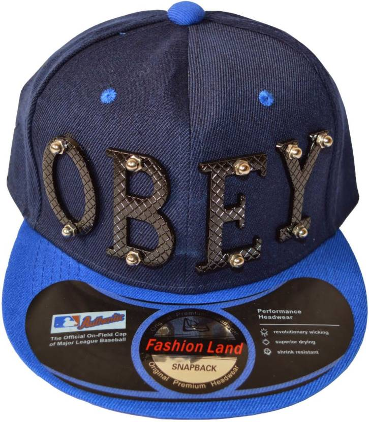 f4bfc8f3279 Swagger 3D Solid Obey 3d Hip Hop Cap - Buy Navy Blue