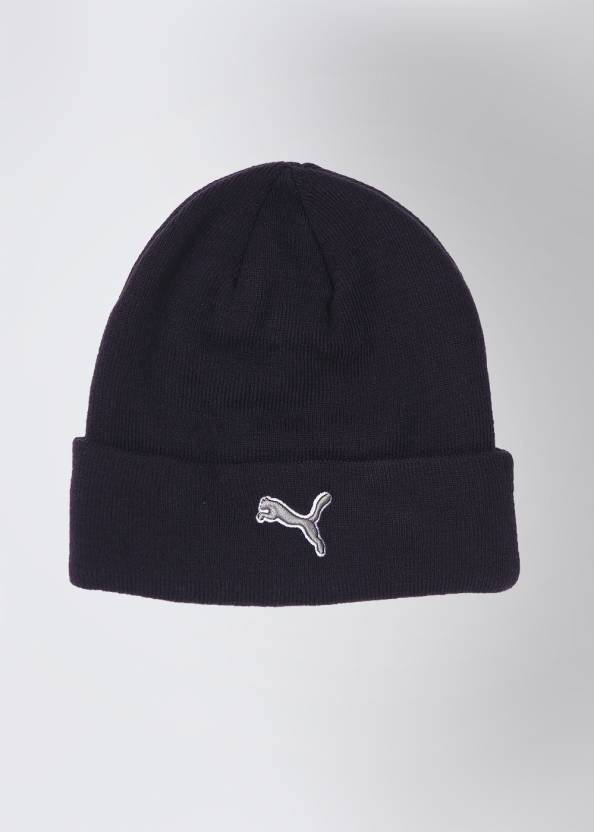 Puma Solid Skull Cap - Buy NEW NAVY Puma Solid Skull Cap Online at Best  Prices in India  1a13df192ce