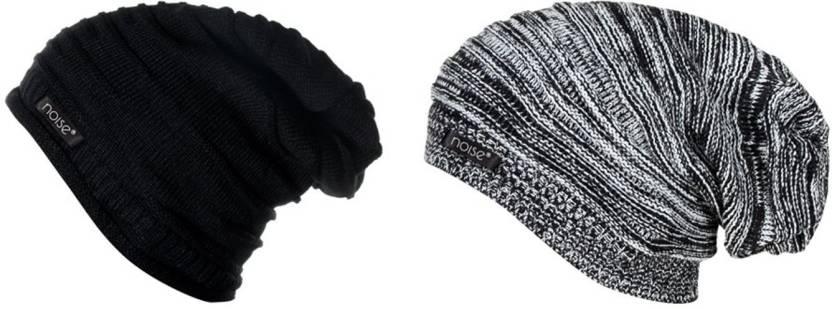 67102df83 sovam soft famous Winter Woolen Long Cap - Buy Multicolor sovam soft ...