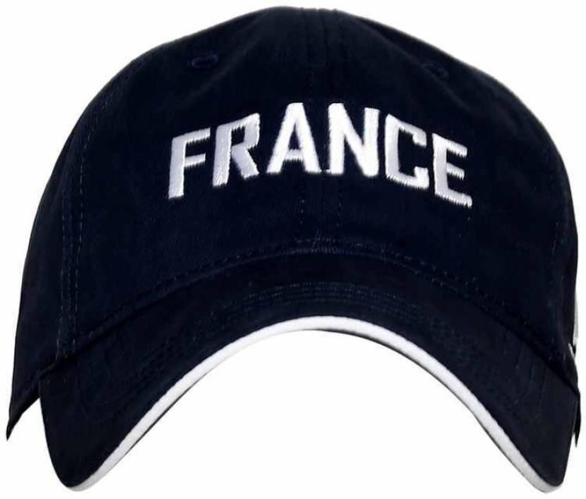 6496f067ae4 Sportigo Solid France Sports Cap - Buy Black Sportigo Solid France Sports  Cap Online at Best Prices in India
