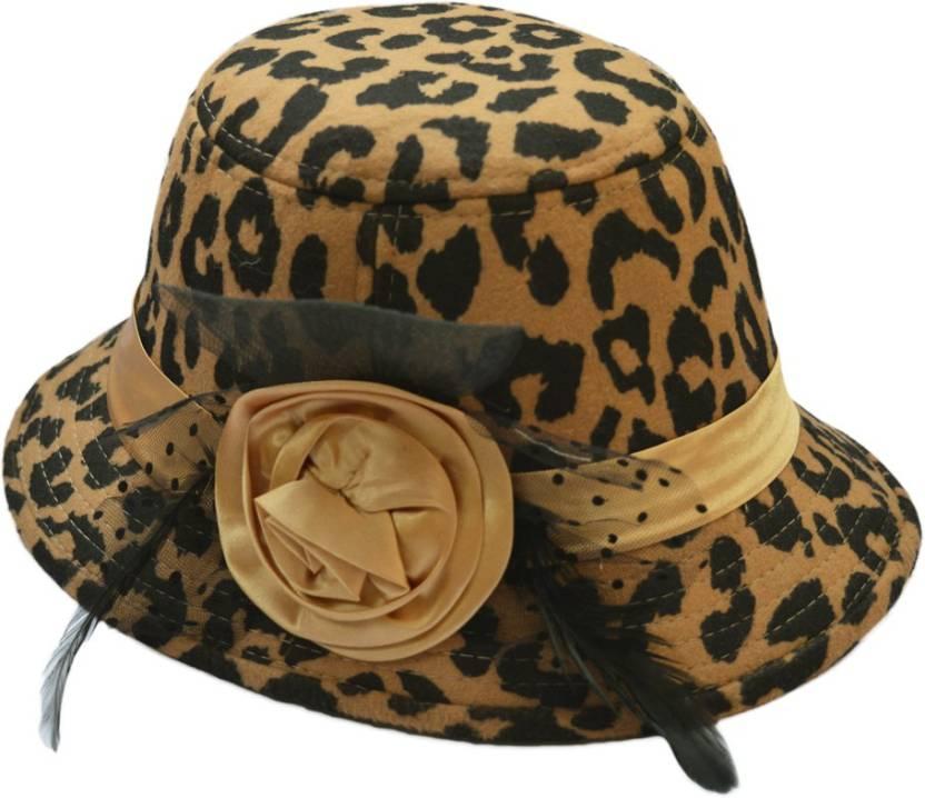 80a52997db Hats Offf Miss Adventure (Dark) Fashion Hat Cap - Buy Brown, Black ...