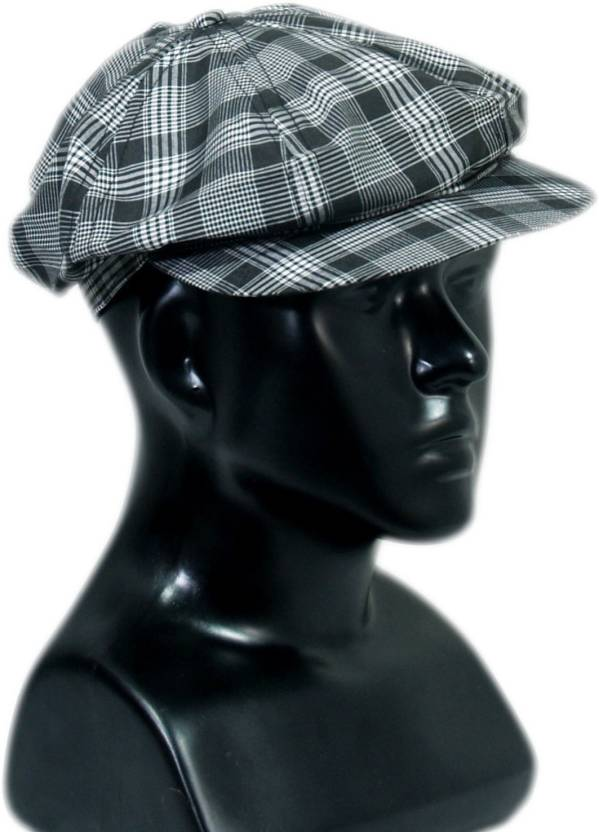 VR Designers Newsboy Cap - Buy Grey-Black VR Designers Newsboy Cap Online  at Best Prices in India  fdd0490f6ee