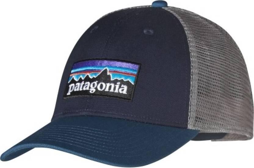 2c788aefa56 Patagonia P-6 LoPro Solid Trucker Hat Cap - Buy Navy Blue Patagonia P-6  LoPro Solid Trucker Hat Cap Online at Best Prices in India