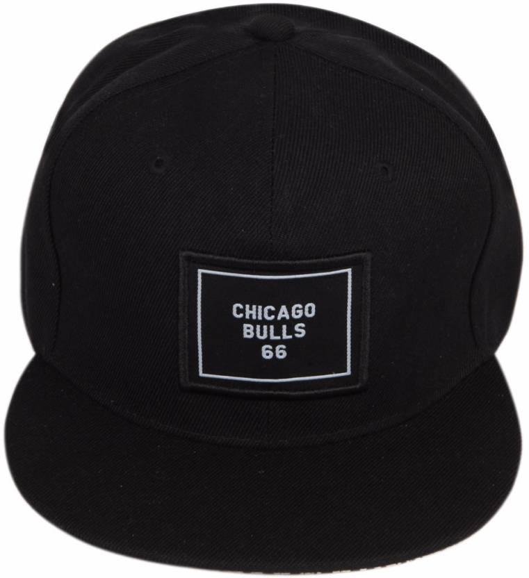 6a033ddffb4 ILU Chicago bulls caps black cotton