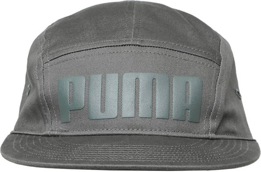 Puma Skull Cap - Buy Grey Puma Skull Cap Online at Best Prices in India  53fba02cdf29