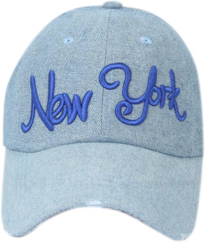ILU NY Denim Caps d71f9680c033