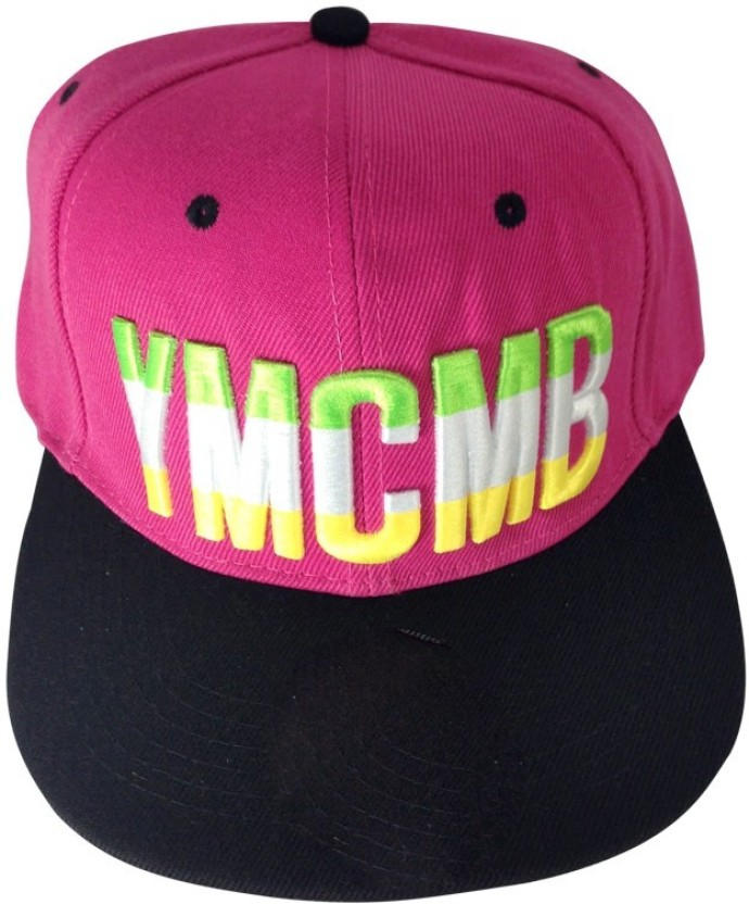 83d8abb1c794f ... ymcmb embroidered cap cap buy pink ymcmb embroidered cap cap online at  best prices in india