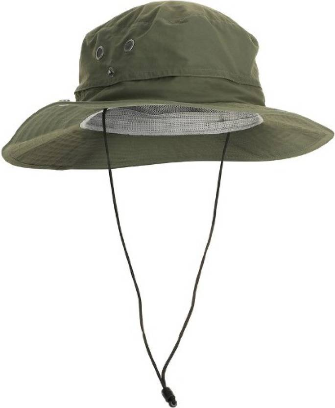 45b40ba0ec3 Quechua by Decathlon Forclaz 500 Solid Hat Cap - Buy Green Quechua by  Decathlon Forclaz 500 Solid Hat Cap Online at Best Prices in India
