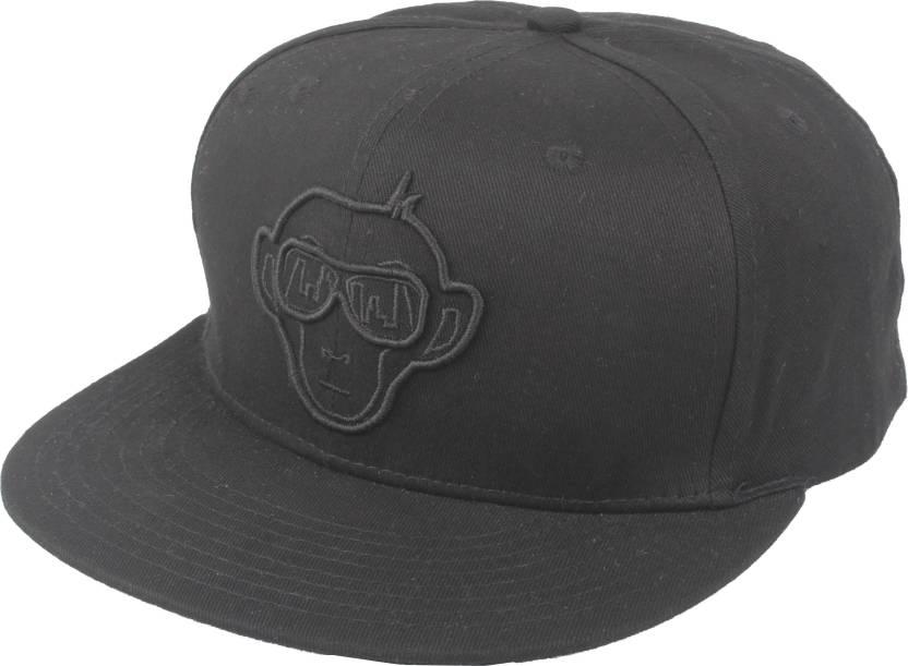 5228f88427575d Urban Monkey Solid Skull, Baseball cap, Hip Hop, Cap, hiphop caps, sports  cap, woolen caps, skull ...
