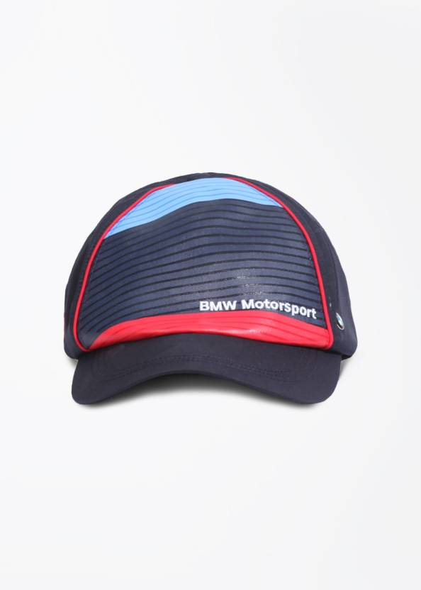 acf82ab48f0 Puma Printed Running Cap - Buy bmw team blue Puma Printed Running Cap  Online at Best Prices in India