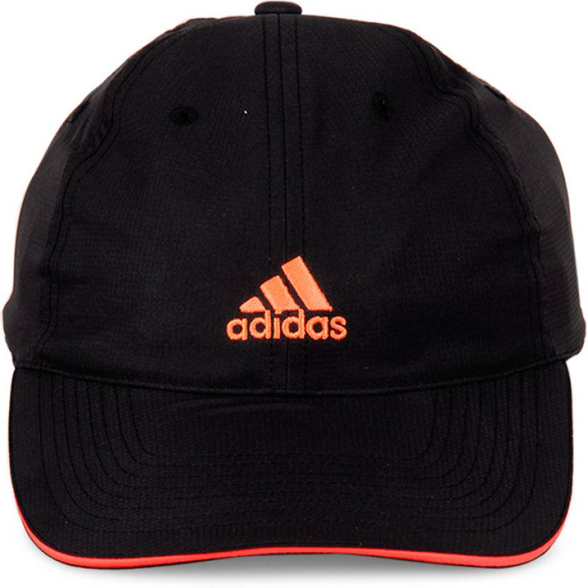 37c2e968d03 ADIDAS Solid 183 Cap - Buy BLACK SOLRED SOLRED ADIDAS Solid 183 Cap Online  at Best Prices in India