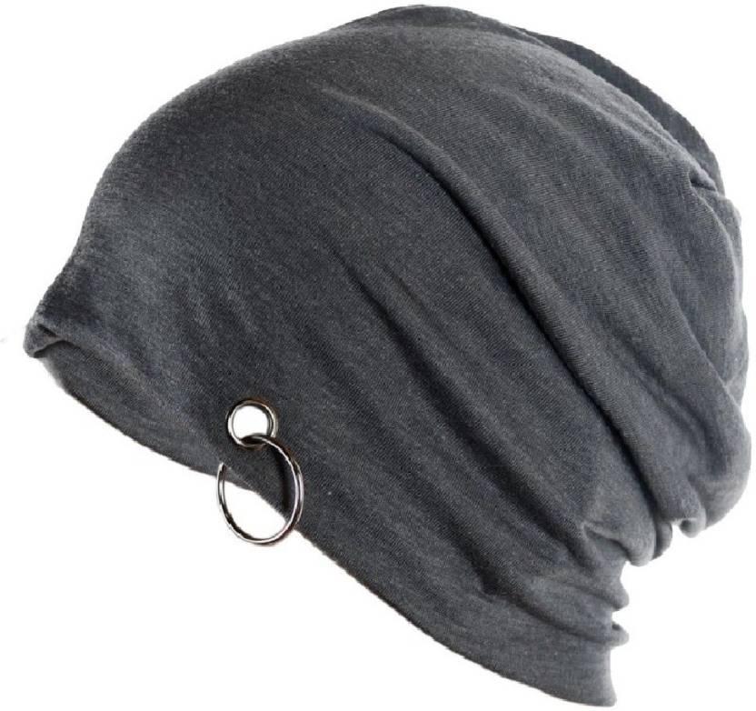 Gajraj Solid Skull Cap - Buy Coal Grey Gajraj Solid Skull Cap Online at Best  Prices in India  94d93cbd9589
