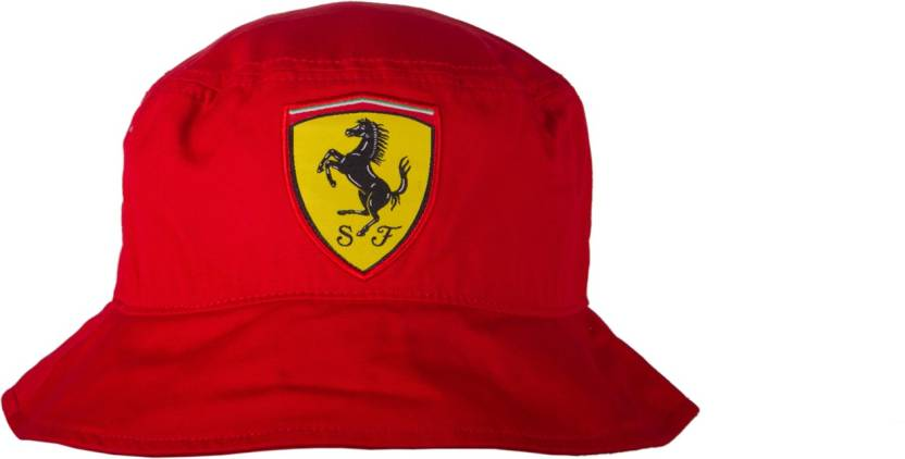 Ferrari Hat Cap - Buy Yellow Ferrari Hat Cap Online at Best Prices in India   85d62df02bee