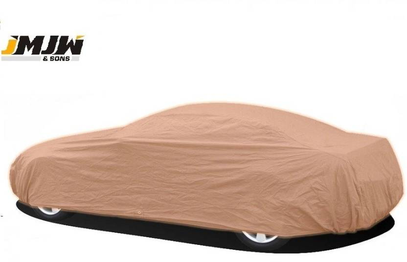 JMJW & SONS Car Cover For Toyota Prado (Without Mirror Pockets)