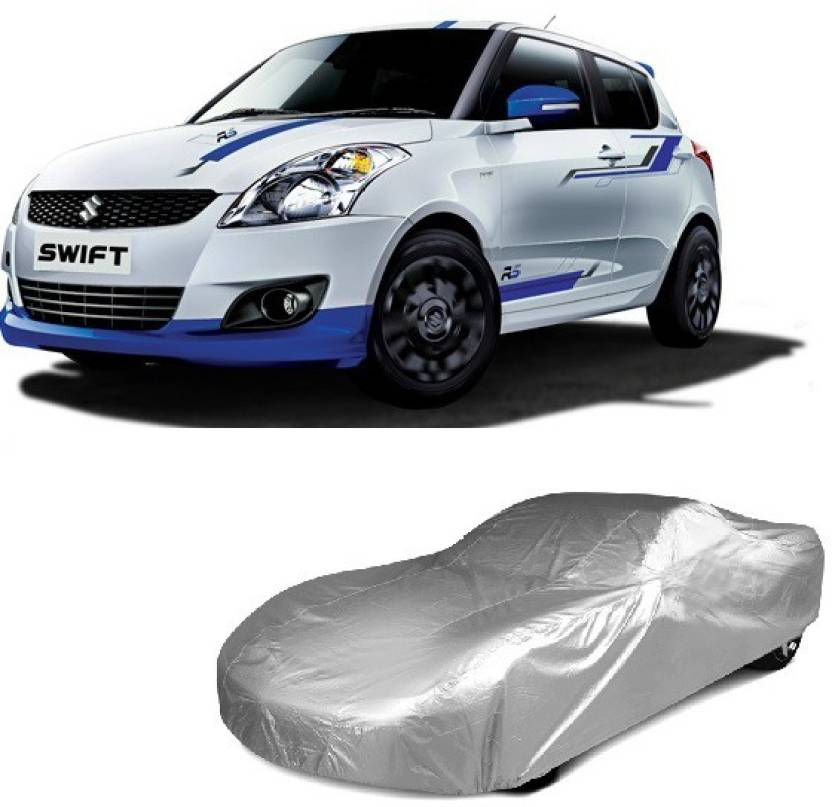 Tech Master Car Cover For Maruti Suzuki Swift  (Without Mirror Pockets) By Flipkart @ Rs.424