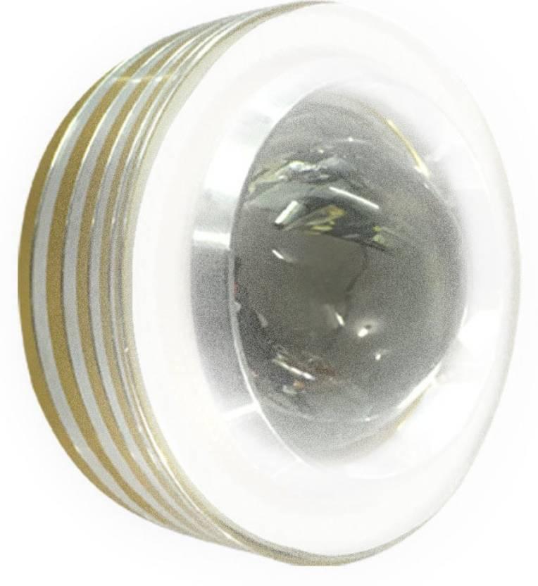 Vheelocityin COB Ring Car Projector LED Fog lamp Fog Light White