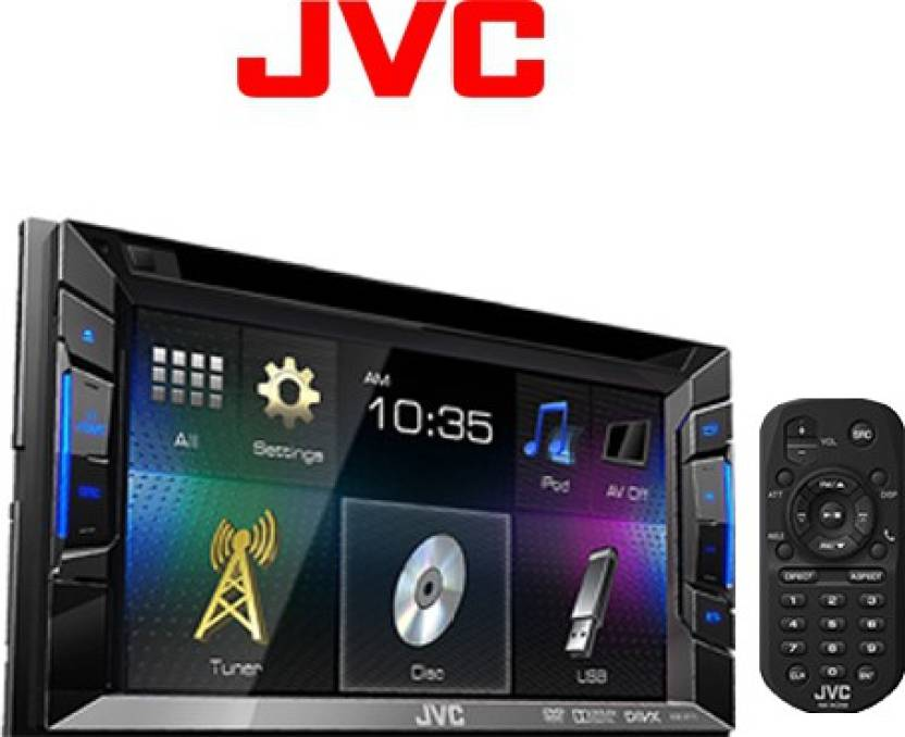 JVC KW-V11UID Car Stereo  (Double Din)