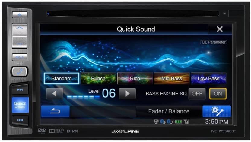 retro hoge kwaliteit hete verkoop Alpine Ive-W554ebt Car Stereo Price in India - Buy Alpine ...