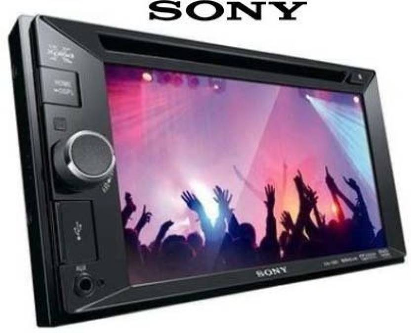 Sony XAV-W600 Car Stereo  (Double Din) By Flipkart @ Rs.12,599