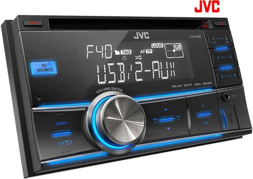b2401a601 JVC KW-R400 Car Stereo Price in India - Buy JVC KW-R400 Car Stereo ...