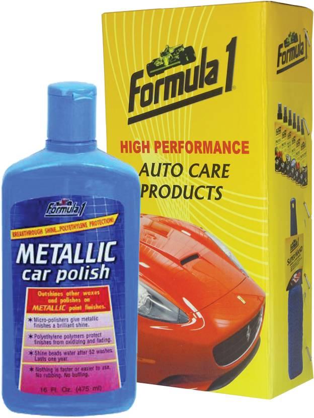 Formula 1 Liquid Car Polish for Exterior Price in India