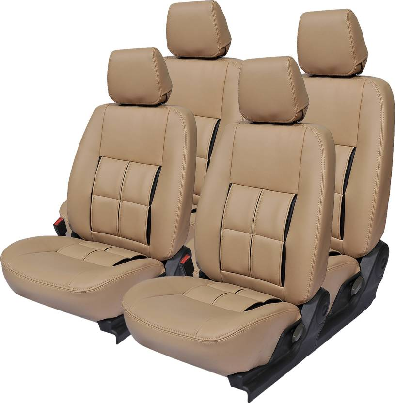 aed035555bc bhati PU Leather Car Seat Cover For Toyota Innova (All Detachable Headrest