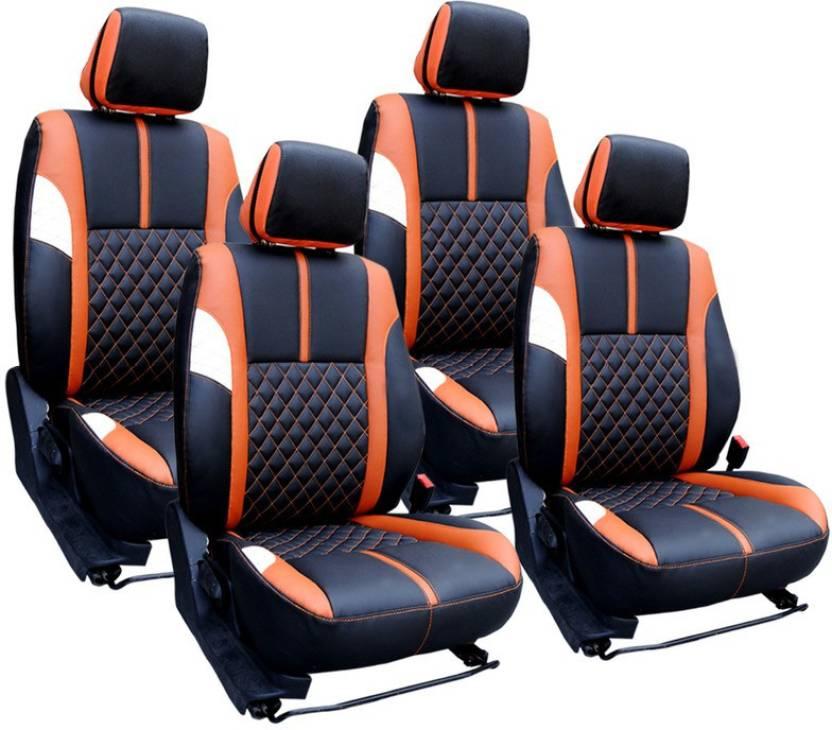 Marvelous Craze Pu Leather Car Seat Cover For Honda Amaze Price In Creativecarmelina Interior Chair Design Creativecarmelinacom
