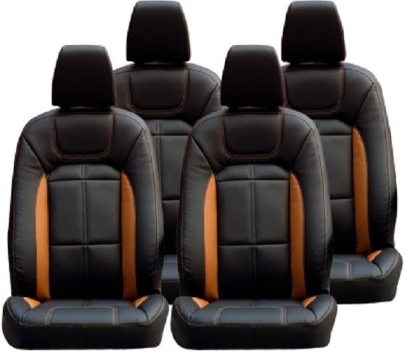 Car Seat Cover Design >> Khushal Leatherette Pu Leather Car Seat Cover For Renault Duster