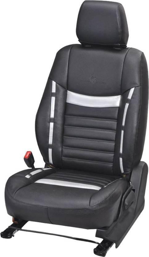 KVD Autozone Leatherette Car Seat Cover For Hyundai Santro Xing